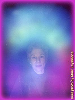 Aura photo by Marc Leyssenne