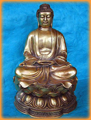The Buddha in Meditation